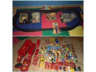 Disney Cars Complete set, Puerto Rico