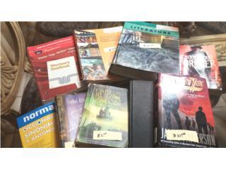 Libros 7mo, 8vo y 9no, Puerto Rico