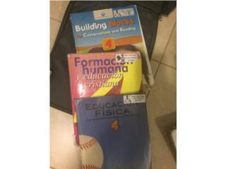 **Libros escolares 4to GRADO**  , Puerto Rico
