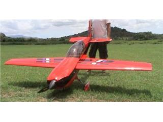 RC airplane EXTRA 300 88