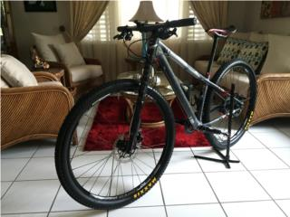 Cannondale lefty f29, Puerto Rico