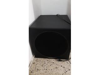 Subwofer klh sub10 $65, Puerto Rico