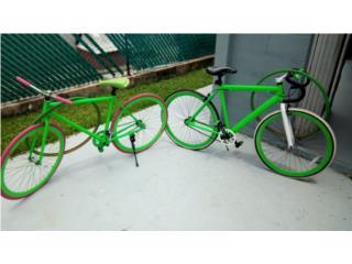 Tengo 2 bicicletas., Puerto Rico
