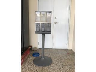 Máquina de dulces, Puerto Rico