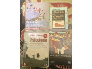 Libros Universitarios de Psicología , Puerto Rico