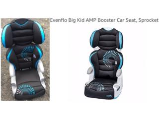 Car Seat - Booster , Puerto Rico