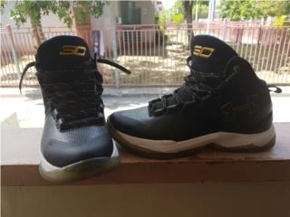 Tenis Curry2 limited edition Size6, Puerto Rico