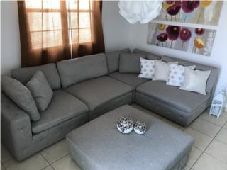 Mueble Seccional acabado de comprar, Puerto Rico