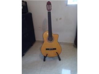 Guitarra acustica, Puerto Rico