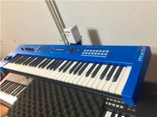 Yamaha Mx 61 version 2 (nuevo), Puerto Rico