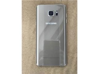 Samsung Galaxy Note 5 Gold Factory Unlock., Puerto Rico