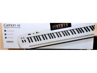 Keyboard, Puerto Rico