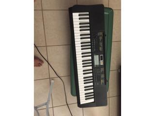 keyboard casio, Puerto Rico