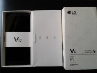 LG V 10, Puerto Rico