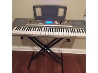 Yamaha YPG 235 con stand, Puerto Rico