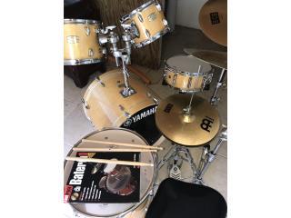 Yamaha stage custom , Puerto Rico