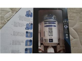 Star Wars R2 D2 Smart Robot, Puerto Rico