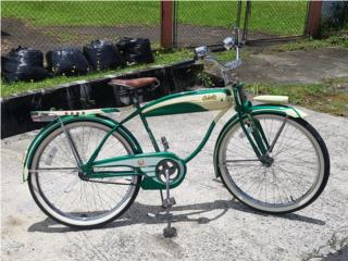 Bicicleta antigua, Puerto Rico