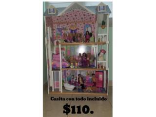 Casa de munecas de Barbie , Puerto Rico