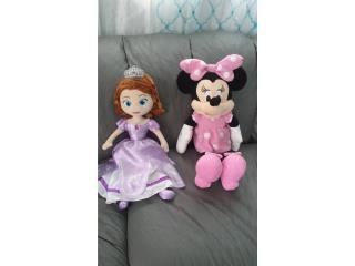 Sofia & Minnie Mouse, Puerto Rico