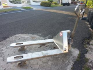 pallet jack stainless steel 5000 libras, Puerto Rico