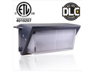 SAMSUNG LED WALL PACK NO PLASTICO!, Puerto Rico