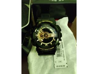 Gshock limited edition, Puerto Rico