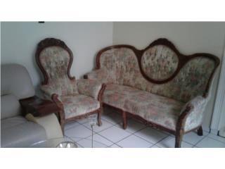 Set de muebles Victoriano s, Puerto Rico