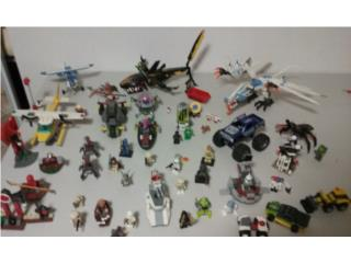 legos , se vende juntos o por separado, Puerto Rico