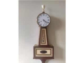 Reloj de Colección Banjo., Puerto Rico
