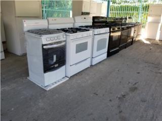 estufa de gas con garantia, Puerto Rico