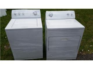 Lavadora y secadora, Puerto Rico