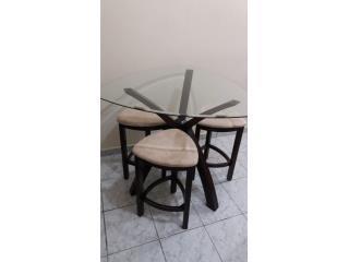 Juego de Comedor Triangular , Puerto Rico