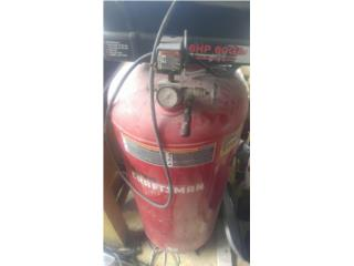 compresor craftman 60 gallones 6hp, Puerto Rico