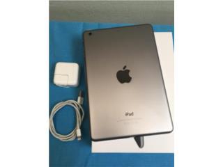 iPad Mini 2 Retina Silver 32GB  como Nueva , Puerto Rico
