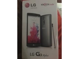 LG G3 Stylus de Claro, Puerto Rico