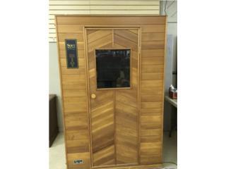 Sauna Soft Heat 110V para dos personas, , Puerto Rico