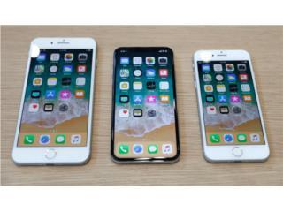iPhone 8 desbloqueado con garantía $300usd, Puerto Rico