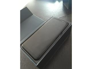 Samsung Galaxy S8 Plus Midnight Black, Puerto Rico