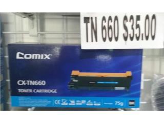 Brother TN 660 compatible, Puerto Rico