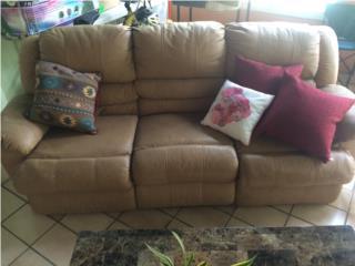Sofa en piel , Puerto Rico