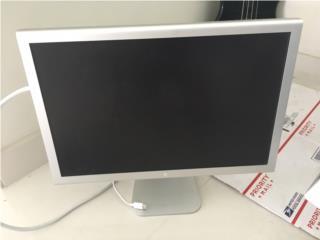 2 Monitor computadora Apple Pantalla 20