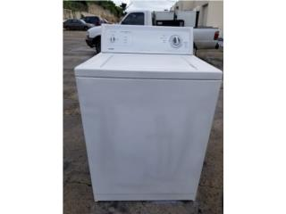 lavadora, Puerto Rico