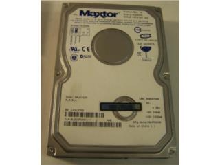 Disco Duro Maxtor DiamondMax (PC) 200 GB SAT, Puerto Rico