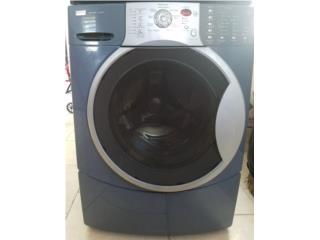 Lavadora Kenmore -Elite-Smart Wash-QuietPak 9, Puerto Rico