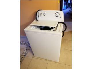 lavadora amana, Puerto Rico