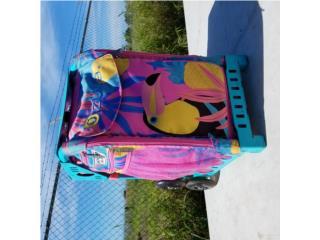 Cargador escolar zuca aprovecha, Puerto Rico