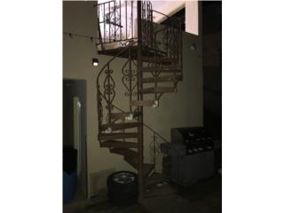 Escalera espiral, Puerto Rico