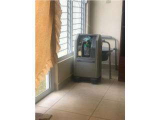 Maquina de oxygeno , Puerto Rico