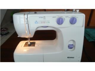 Maquina de coser Kenmore, Puerto Rico